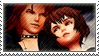 Static stamp Commission | Alexei and Verica by SnowEmbrace