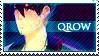 Qrow Branwen stamp by SnowEmbrace