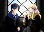 V.S. in Hogwarts