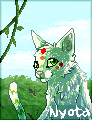 Nyota avatar commission by Karaikou