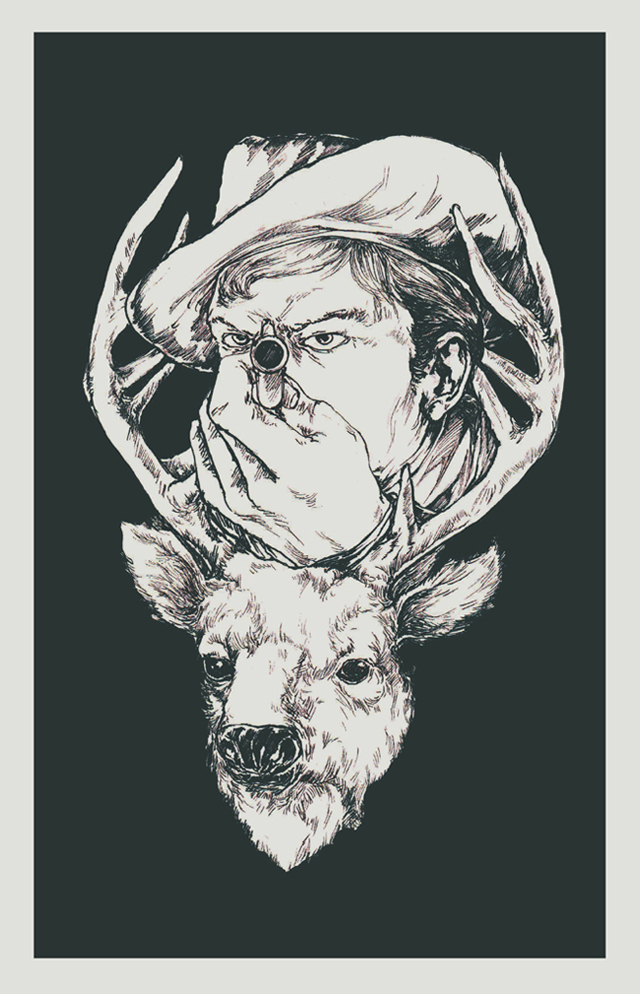Deer Hunter by prab-prab