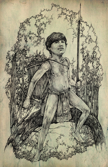 Jungle Boy by prab-prab