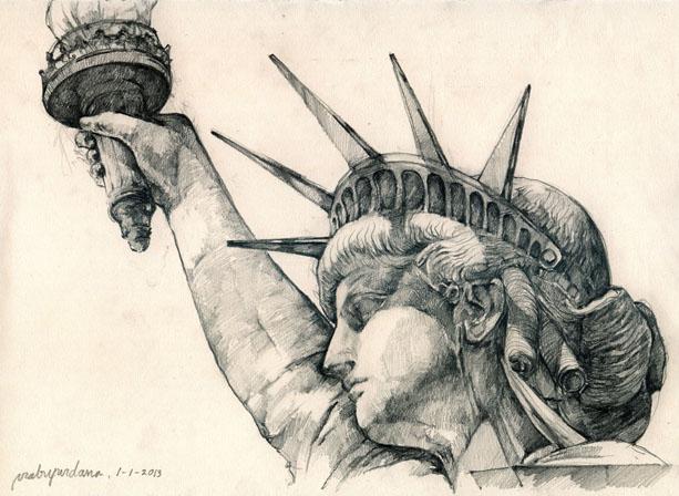 Liberty by prab-prab