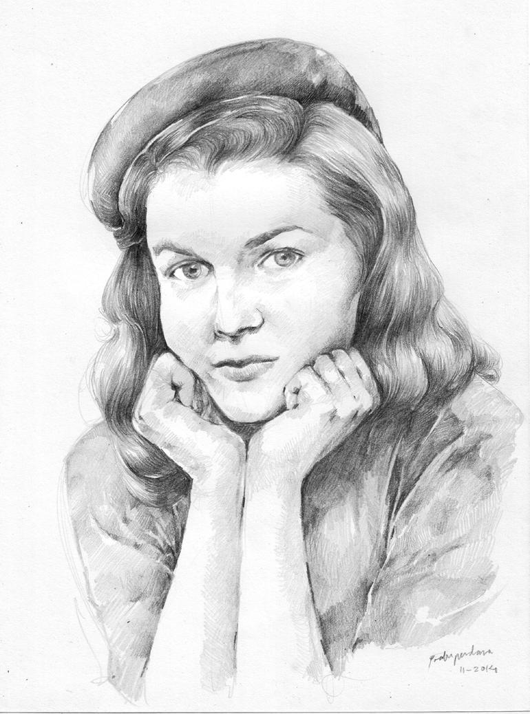 50s Marilyn by prab-prab