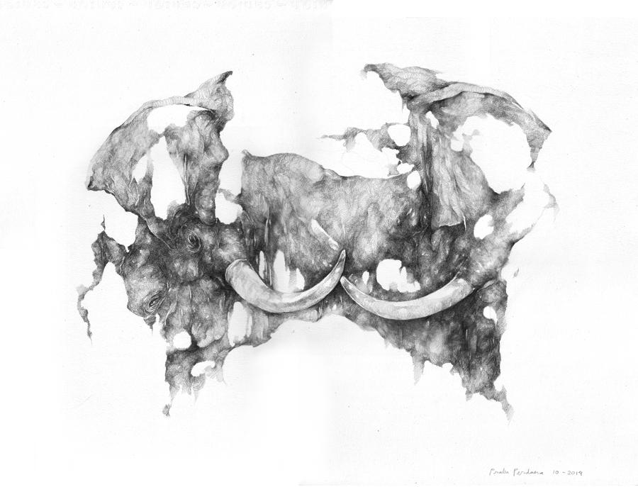 Broken Elephant by prab-prab