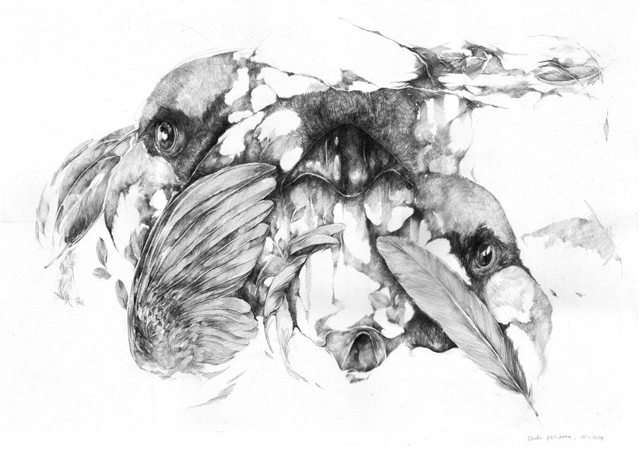 Broken Bird by prab-prab