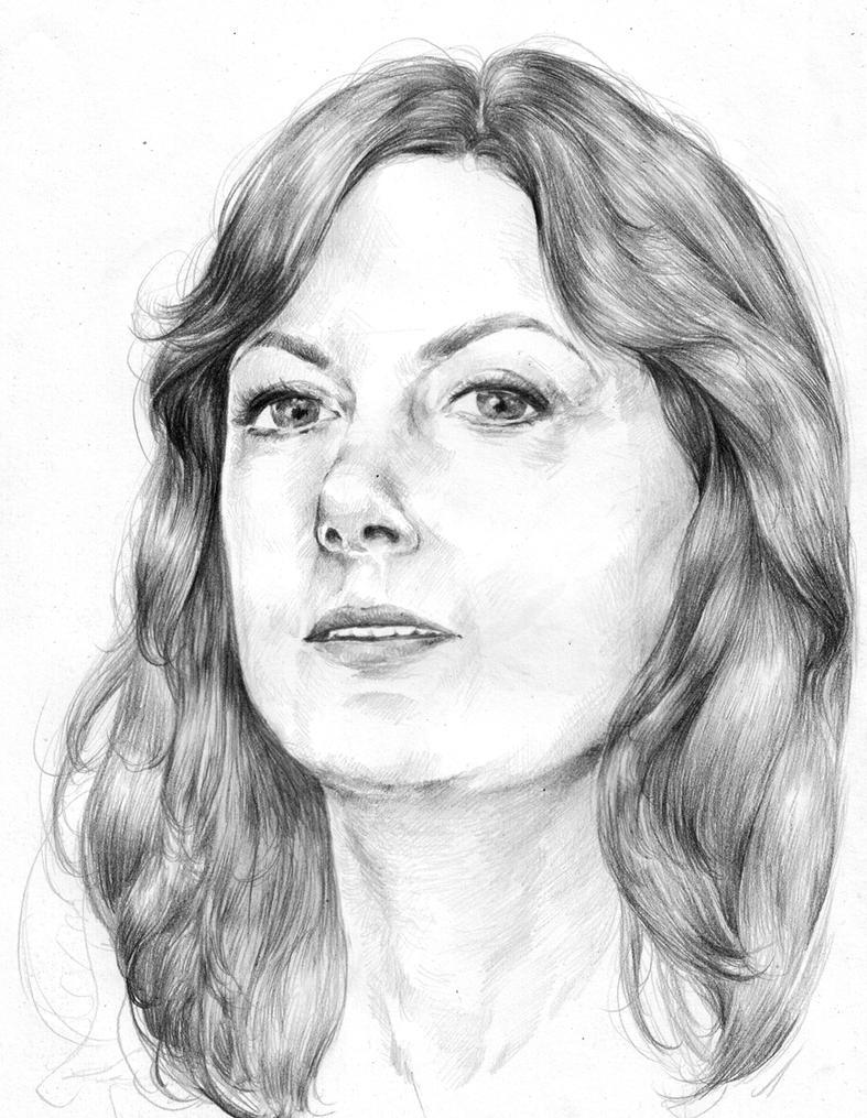 Susan Sarandon by prab-prab