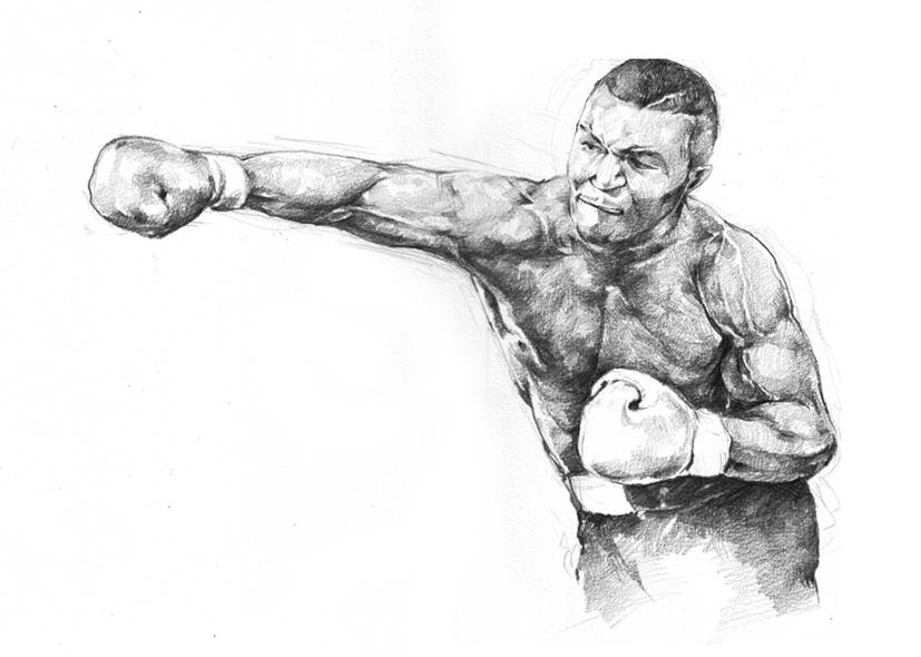 Mike Tyson by prab-prab
