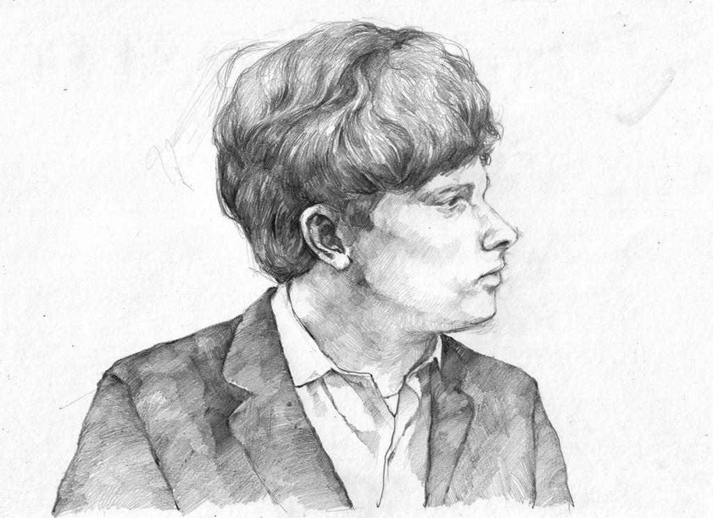 Van Morrison by prab-prab