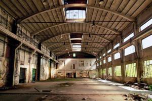 Industrial temple by SimonGresko