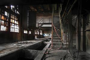 The stairs II by SimonGresko