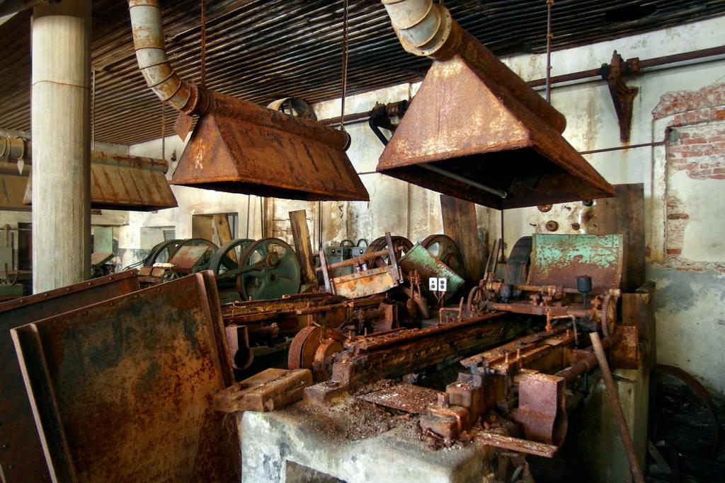 The sawmill by SimonGresko