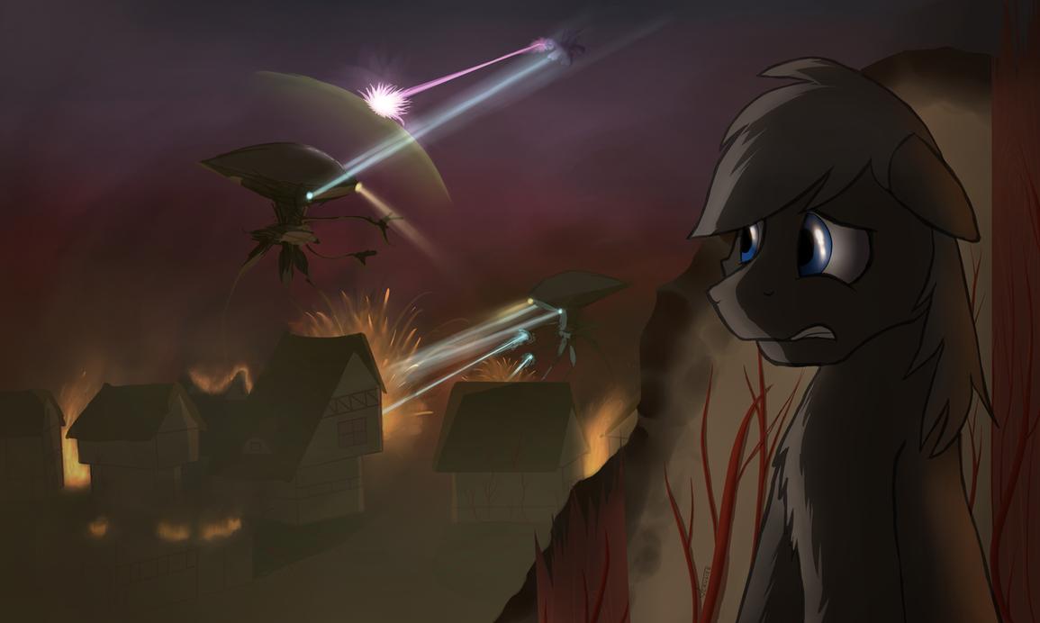 War of the Worlds by CrusierPL
