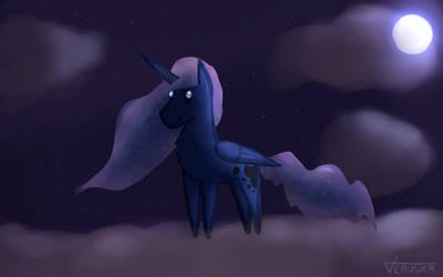 Luna by CrusierPL
