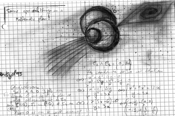 Dessins/Croquis Mathematic_planets_by_MaboroshiiEshu