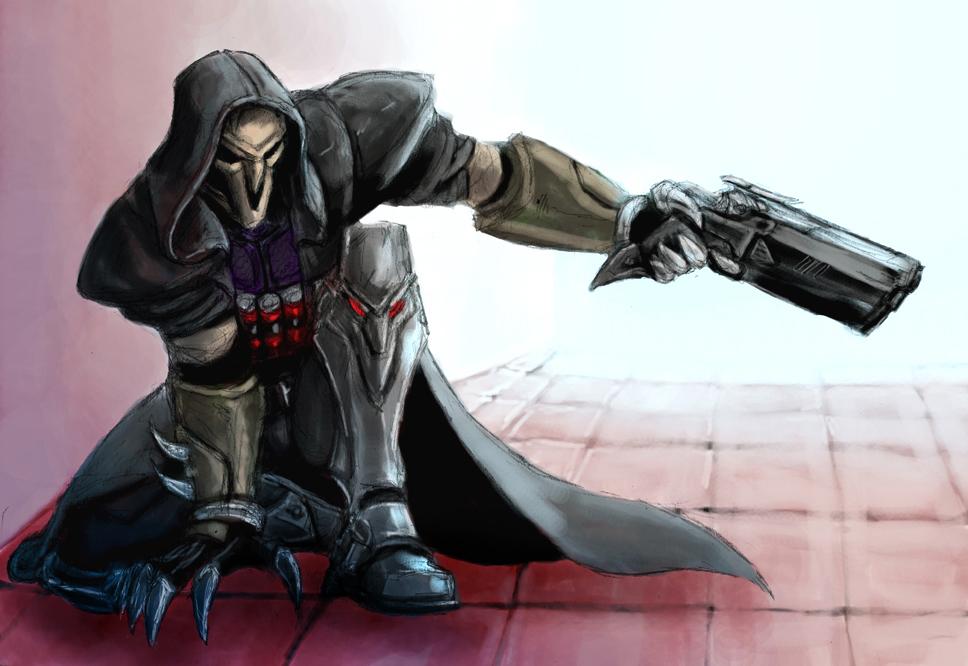 Reaper by furball891