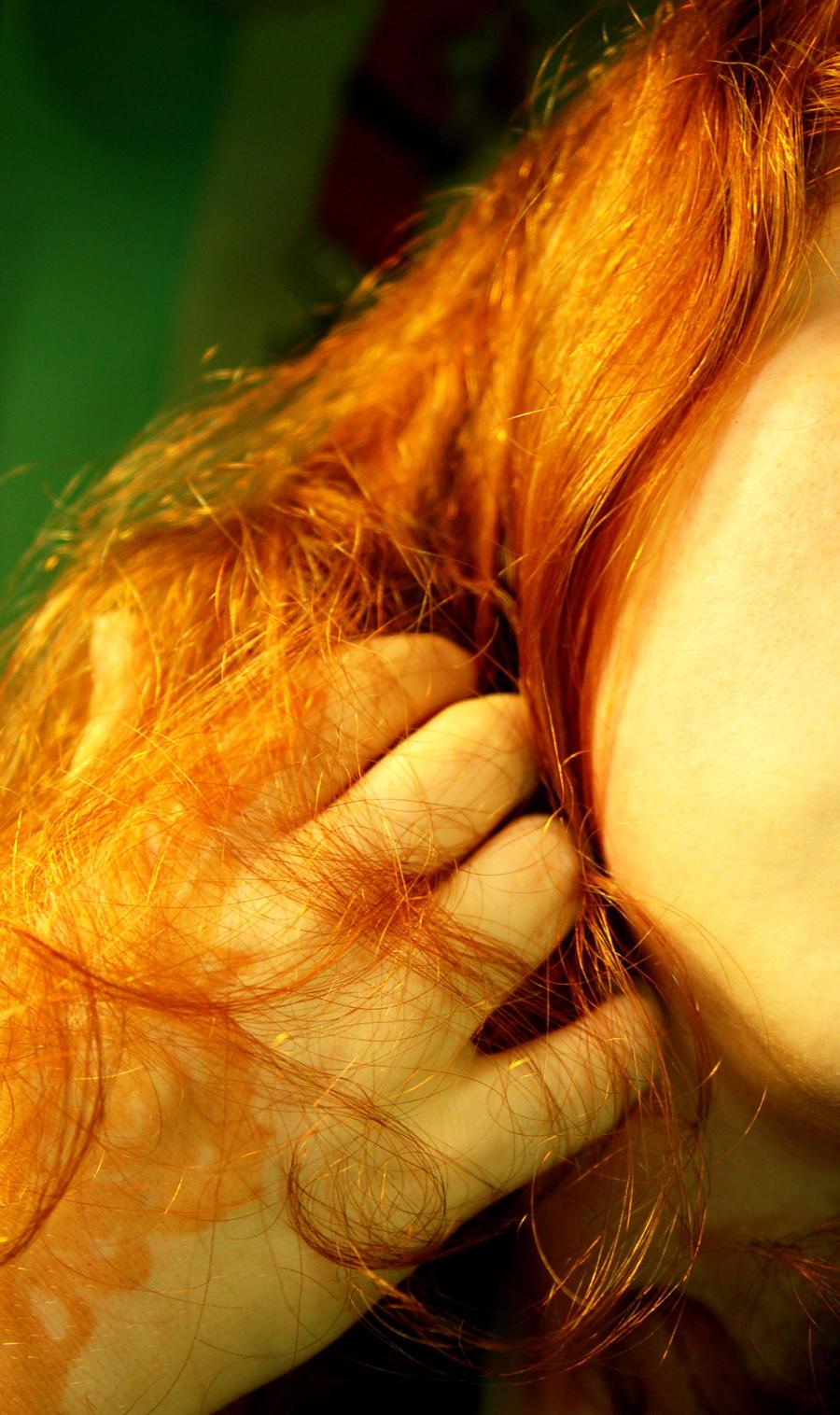 Mehndi Henna On Hair : Henna mehndi for hair makedes