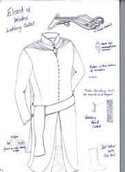 Elrond's Wedding Robes