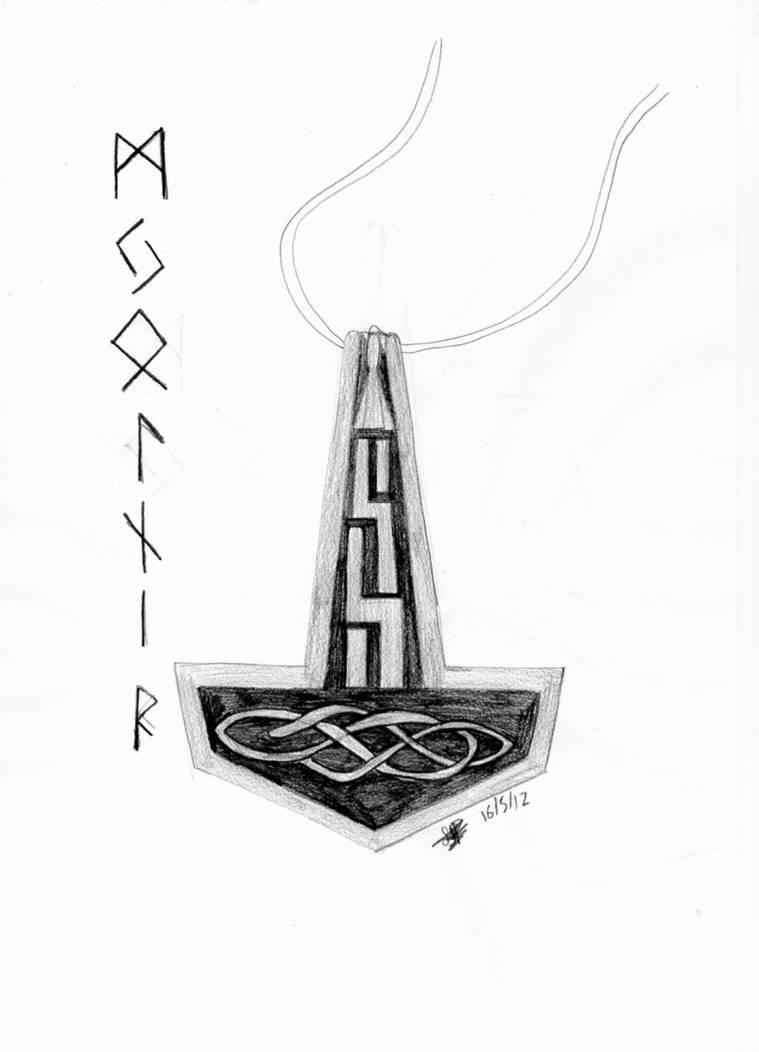 Mjolnir-Norse