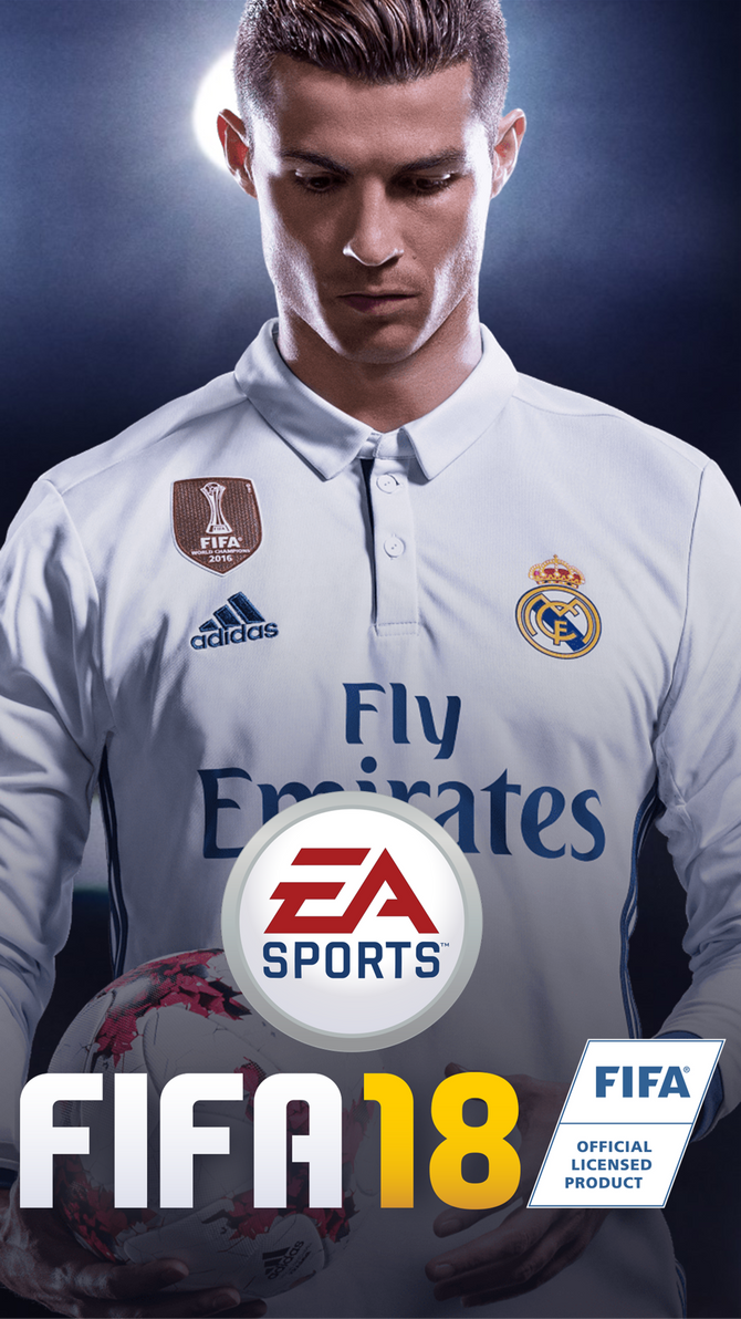 FIFA18 Wallpaper Mobile By Hokage455