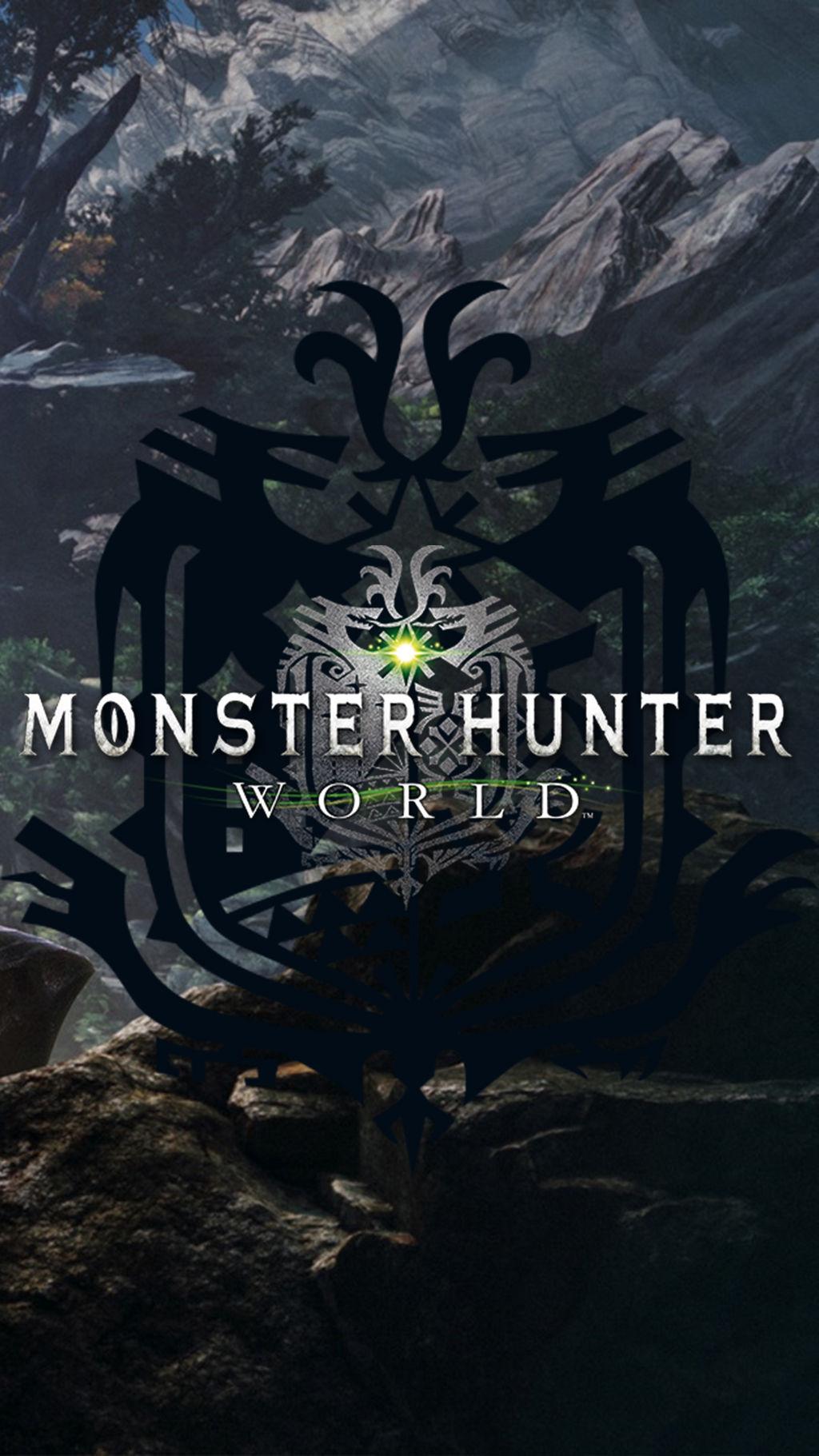 Monster Hunter World Wallpaper Mobile By Hokage455 On Deviantart