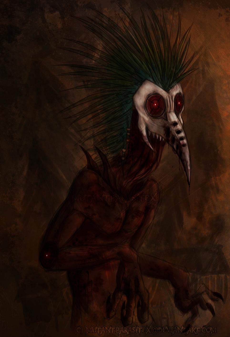Die Blutigen Korper by MutantParasiteX