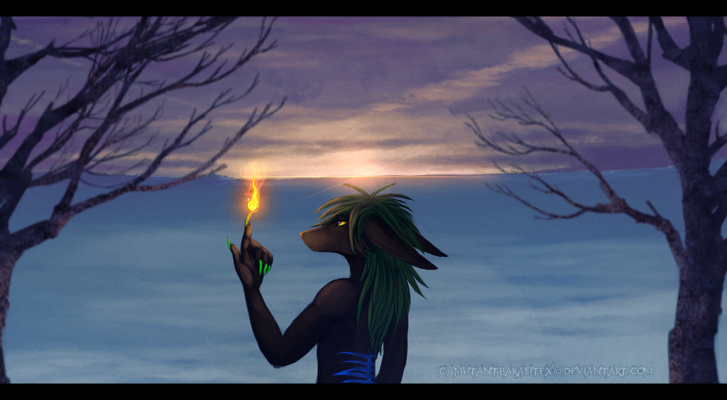 Taking Control of the Elements by MutantParasiteX