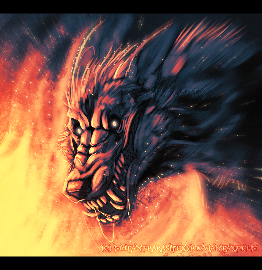 Merciless Anger by MutantParasiteX