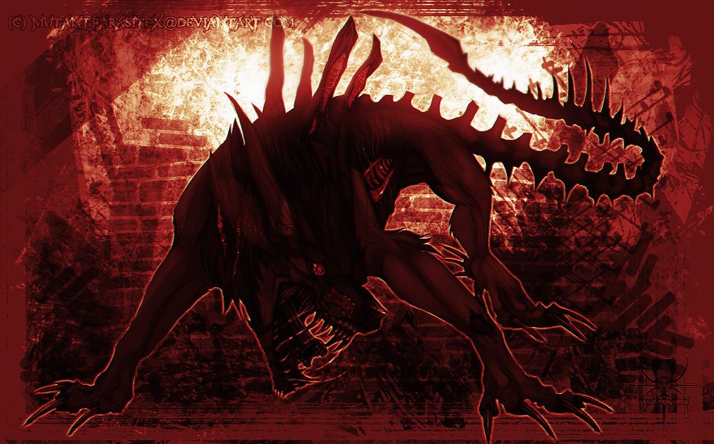 CM : Razihel by MutantParasiteX