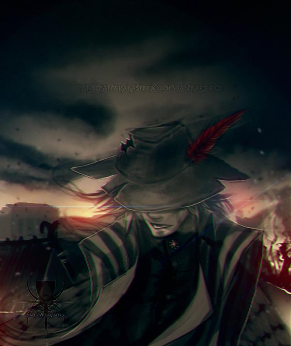 Stay in the Dark by MutantParasiteX