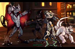 OctoberWeek2 (2): Nol plz by MutantParasiteX