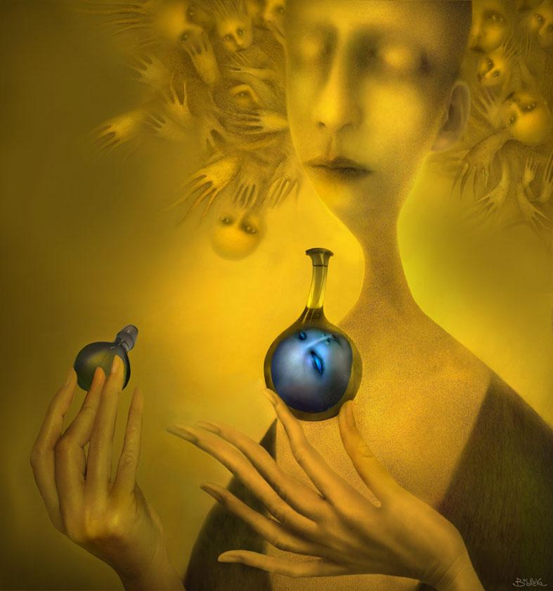 Perfumer by Bobrova