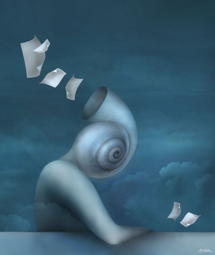 Unsent letters by Don Quixote by Bobrova