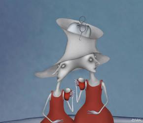 Mad tea party by Bobrova