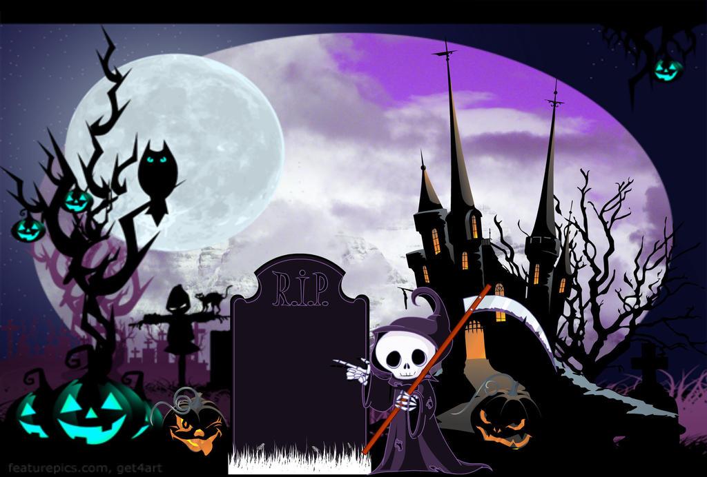 Halloween by KasakuraxMaskai