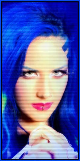 Tall Alyssa White Gluz Button by KasakuraxMaskai
