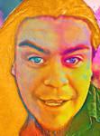 Colourful Ricardo edit