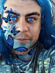Blue Butterfly Ricardo Edit