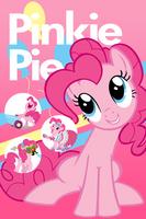 Pinkie Pie iPhone Wallpaper by xFlicker