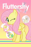 Fluttershy iPhone Wallpaper