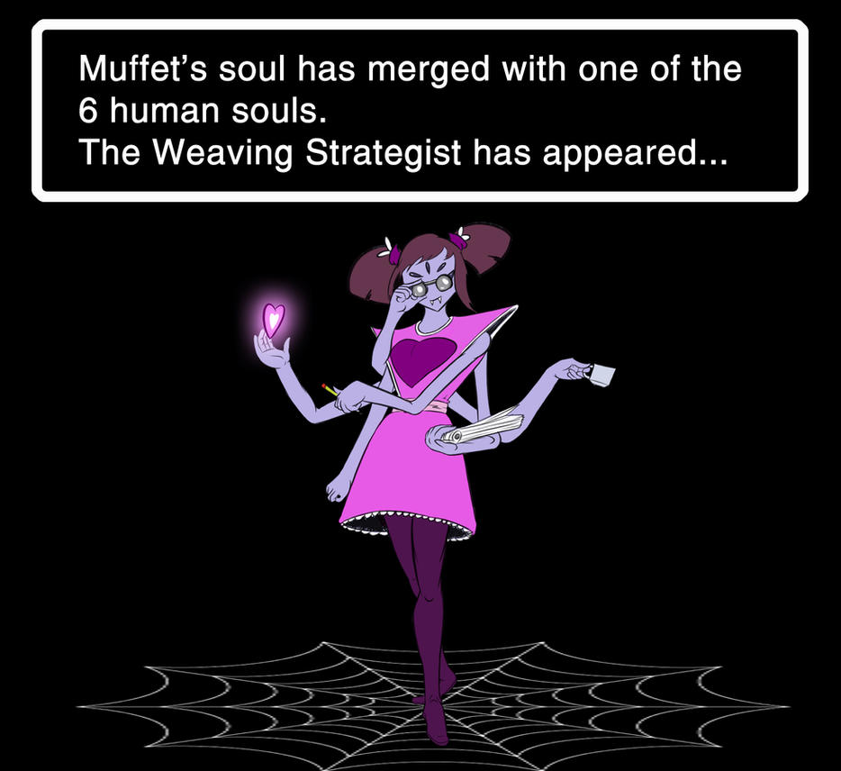 Muffet Soul Fusion (Undertale) by Torcher999 on DeviantArt