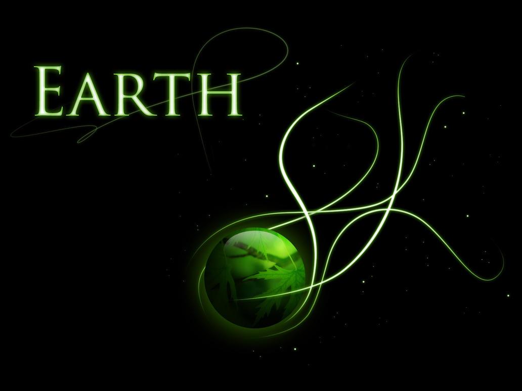 Elemental Sphere -earth- by Earth Elemental Symbol