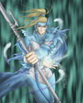 Holy Dragoon Kain -FFIV: TA-