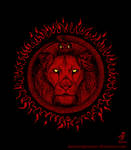 Lion-Serpent Sun