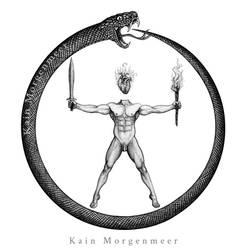Akephalos II (Prometheus) by KainMorgenmeer