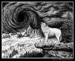 Wolf in the Storm