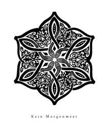 Mandala by KainMorgenmeer