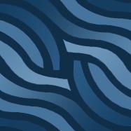 Blue waves by AsylumOrange