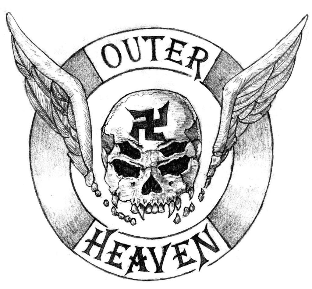 Outer Heaven logo