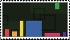 Stamp - Thomas Was Alone by Blueeyedrat